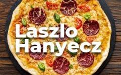 Pizza Laszlo Hanyecz