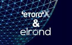 Logo eToroX et Elrond