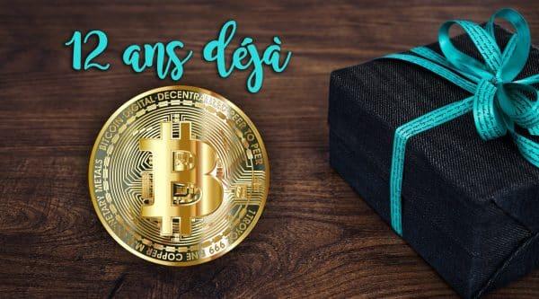 Bitcoin 12 ans