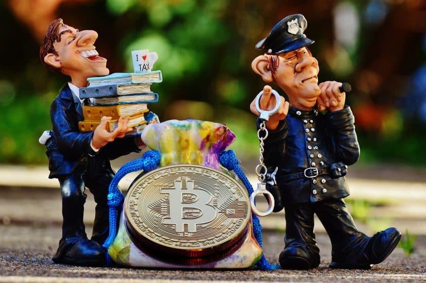 Crypto taxe